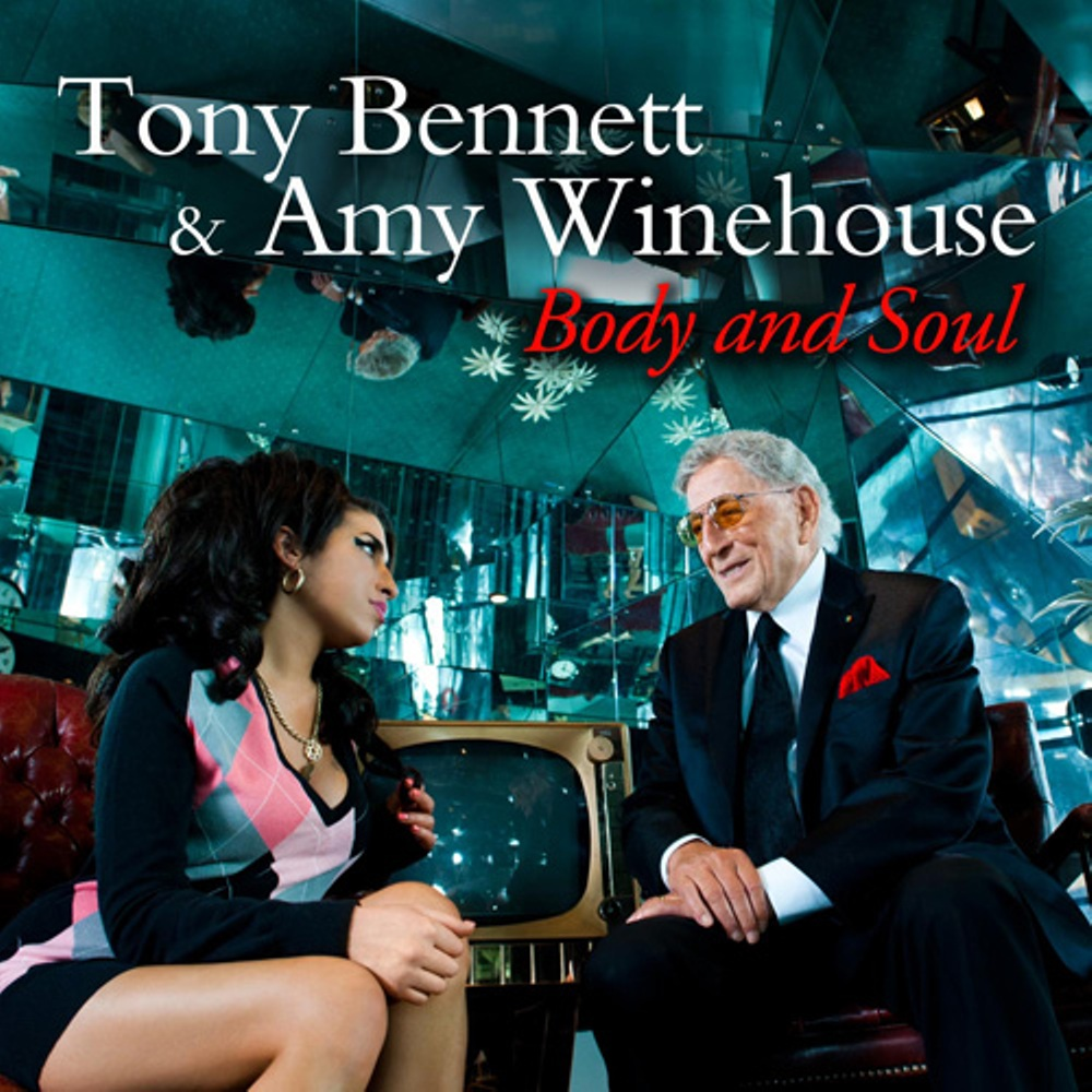 bennet singles Tony bennett tony bennett autographed edition of hits a1: because of you a2: in the middle of an island a3: cold, cold heart 45cat for 7 singles.