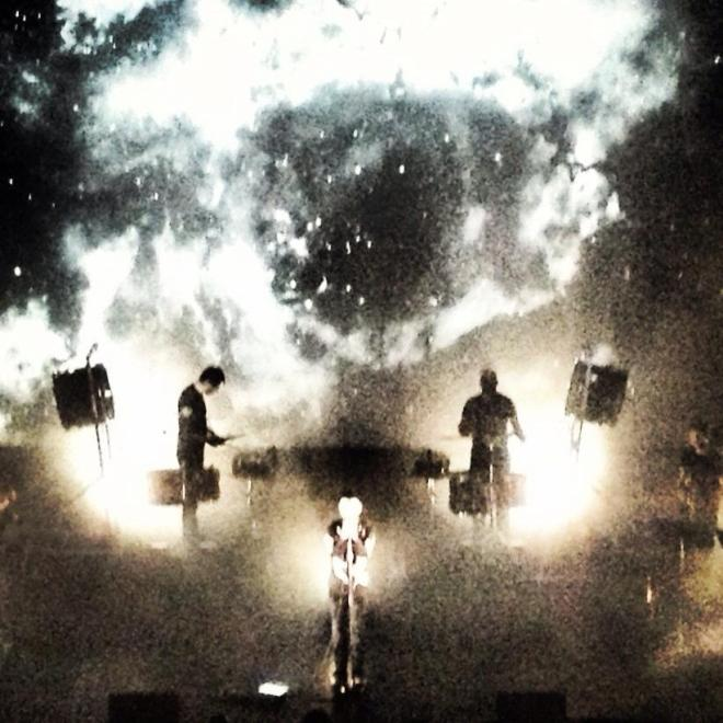 Woodkid Southbank Centre Queen Elizabeth Hall London November 2012