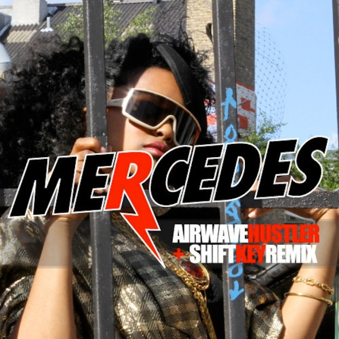 mercedes airwave hustler