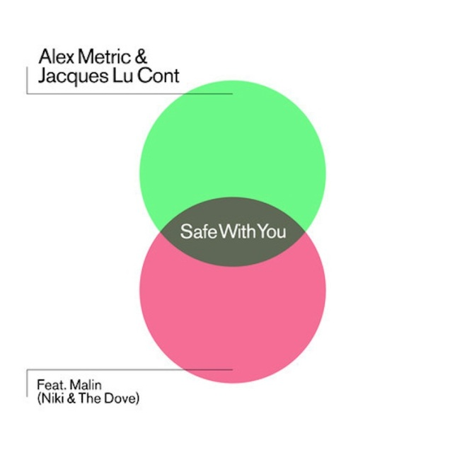 Alex Metric & Jacques Lu Cont feat. Malin - Safe With You