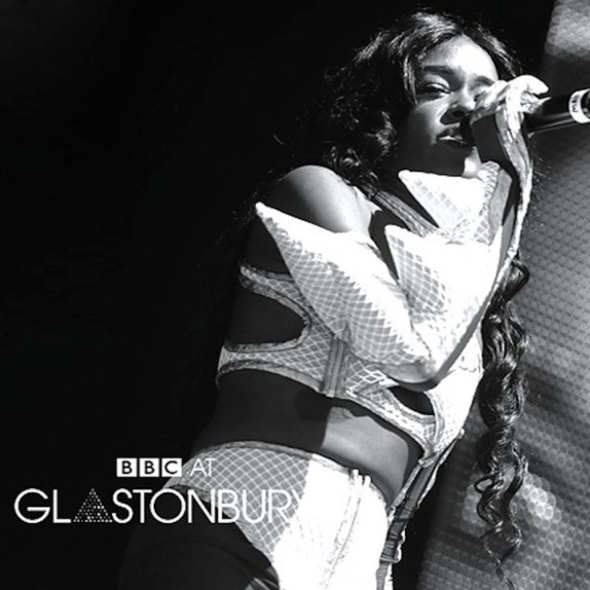 Azealia Banks Glastonbury