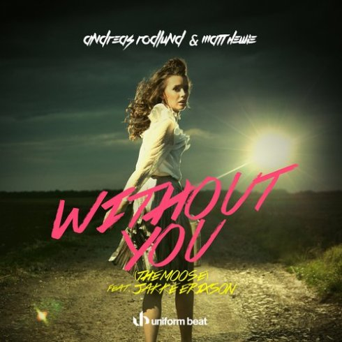 Andreas Rodlund & Matt Hewie - Without You (The Moose) feat Jakke Erixson