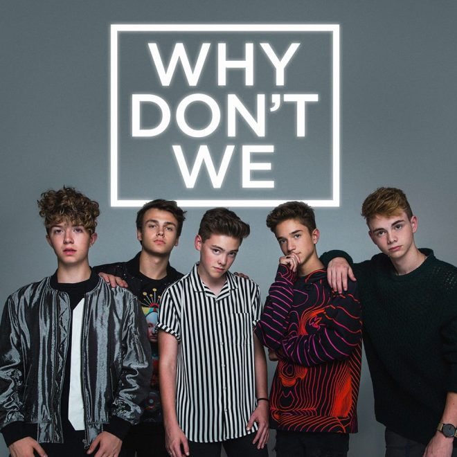 Why Don T We: Something Different